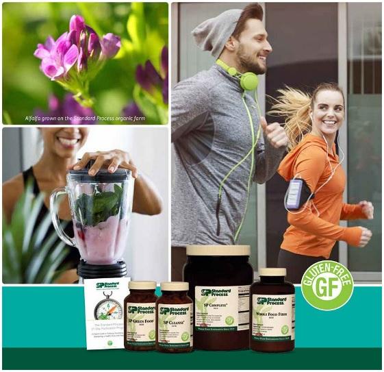 21 day detox diet standard process